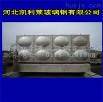 厂家直销 玻璃钢水箱价格 消防水箱厂家 方形保温水箱