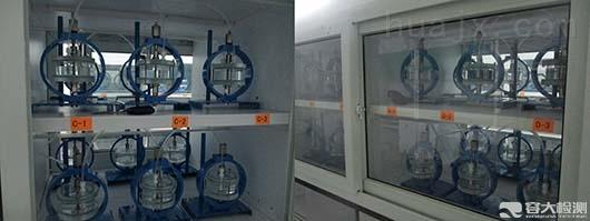 高碳铬轴承钢金相分析机构