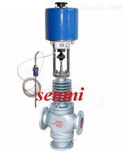 导热油三通比例控制阀,蒸汽三通智能控制阀,蒸汽电动三通温控阀图片