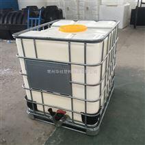 合肥多种用途的耐酸碱带铁框的塑料方桶 ibc