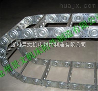 沧州数控机床穿线式钢铝拖链制造商