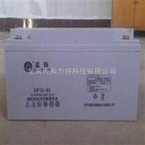 圣阳蓄电池SP12-65 免维护铅酸蓄电池12V65AH