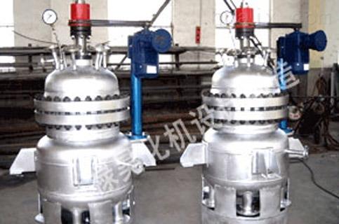 中试型导热油电加热强磁力偶合搅拌加氢釜
