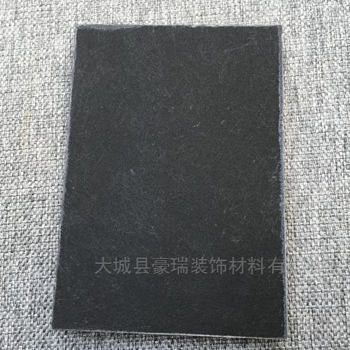 岩棉黑色玻纤吸音板电影院专用