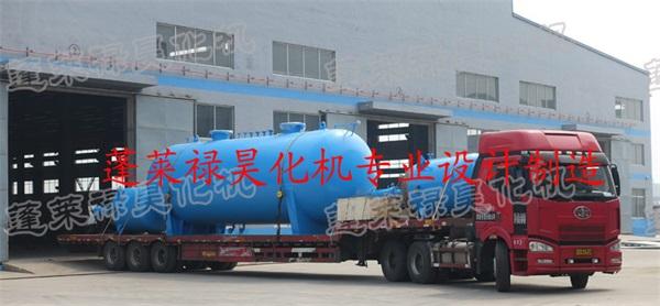 江苏连云港某公司R22高压储罐
