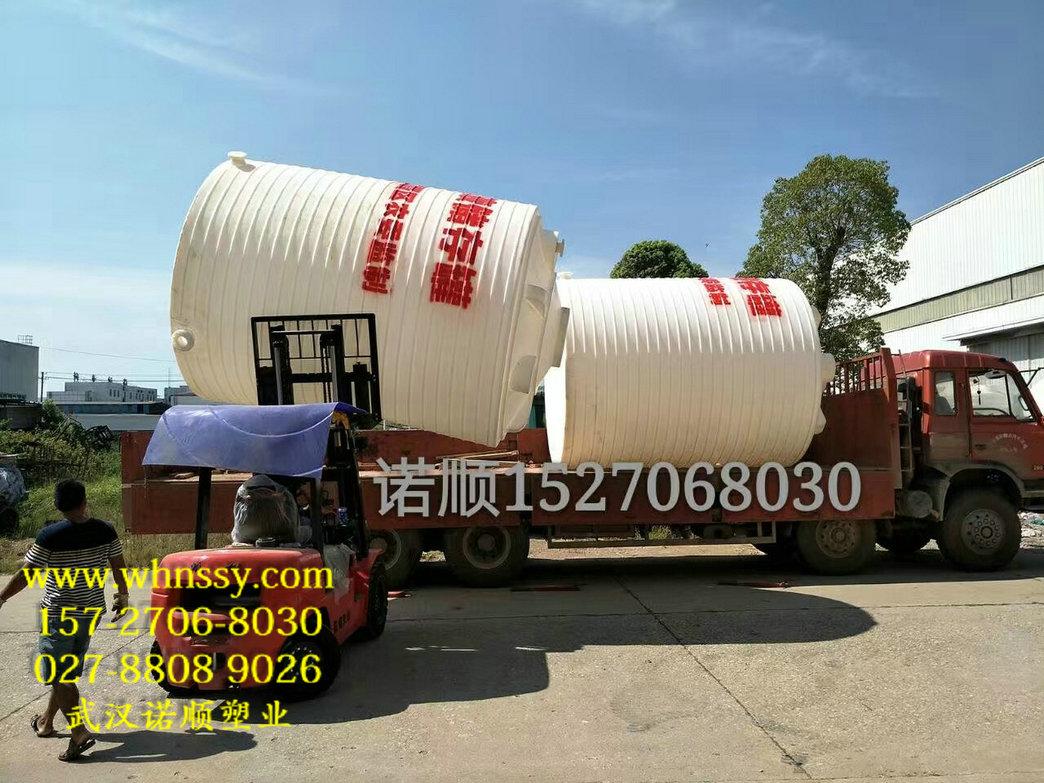 30吨塑料水箱 PE储罐 养殖场沼液罐