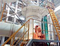 新型高产优质石灰石立磨机制粉装备