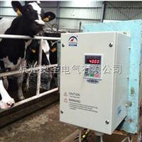 奥圣智能控制器在牛粪自动清理系统上的应用案例